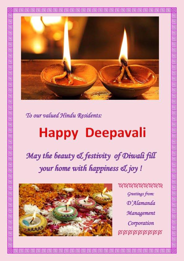 Happy Deepavali !